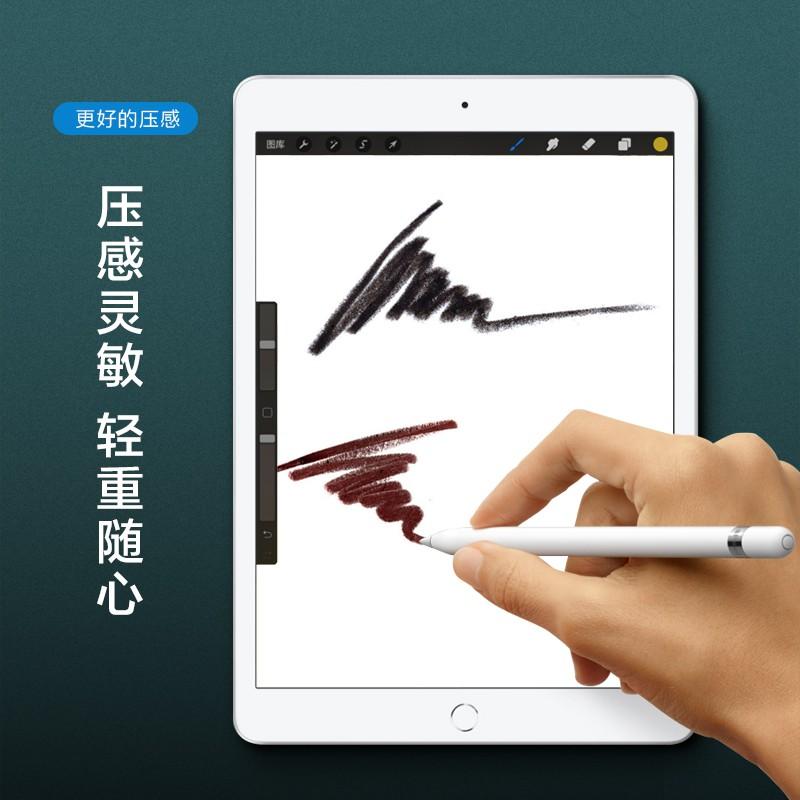 ปากกาโทรศัพท์ ปากกาสไตลัส ปากกาโทรศัพท์มือถือtﺴ◘☞รุ่นหัวปากกา ApplePencil และรุ่นที่สอง Universal Apple iPadpro หัวเปลี