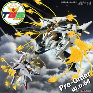 ⭐Pre-Order เม.ย.64⭐HGUC Xi Gundam VS Penelope Funnel Missile Effect Set (1/144) (Gundam Model Kits)