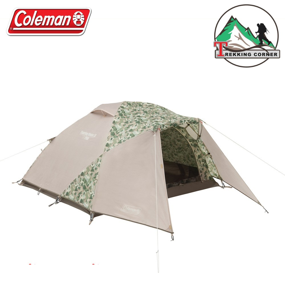 coleman stomp touring dome/lx