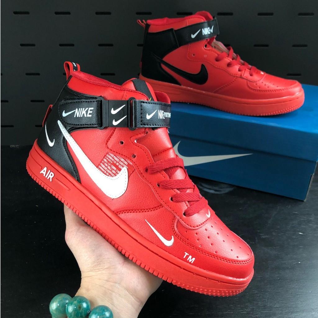 2020 Nike Air Force 1 '07 YYX รองเท้ากีฬาและสันทนาการ Air Force One รองเท้าผู้ชาย