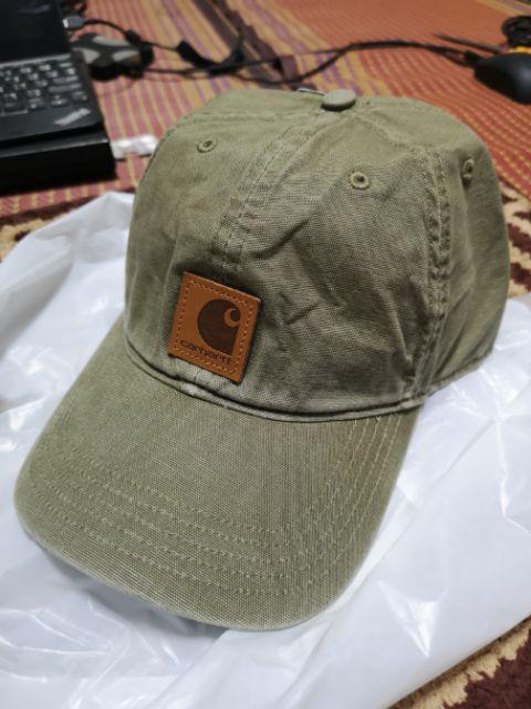 ของแท้ 💯 หมวกแก๊ป Carhartt Odessa Cap แบรนด์ฮิตมากที่เกาหลี ญี่ปุ่น ... d8bd735e3404