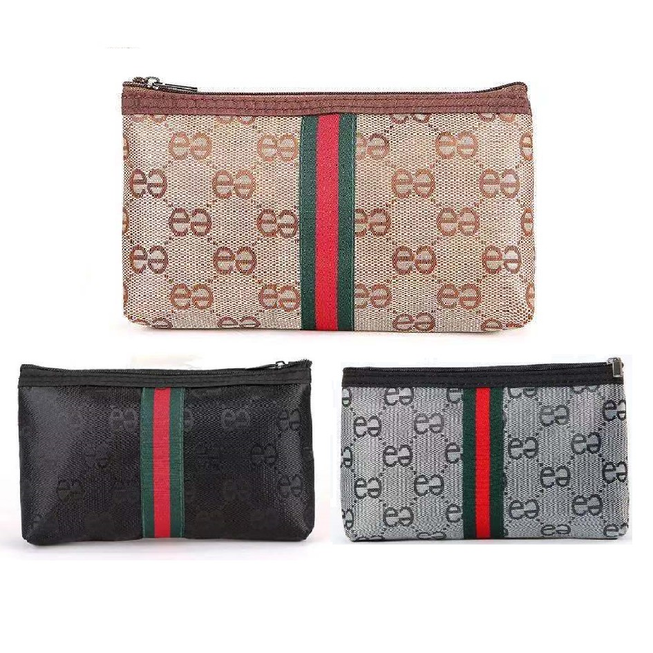 (com-588)ใบเล็ก ?กระเป๋าจัดระเบียบอเนกประสงค์เกาหลีเรียบหรู?