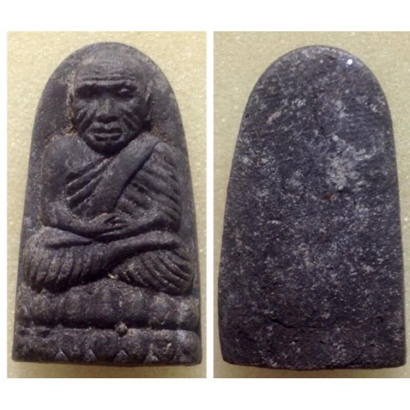 หลวงปู่ทวด วัดช้างให้ ปัตตานี พุทธาภิเษก 2 ครั้ง ปี 2503 และ ปี 2507 เนื้อว่าน พร้อมกล่องเดิม