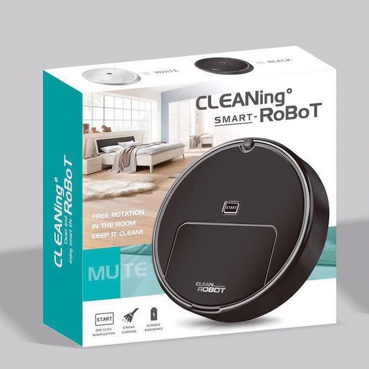 Cleaning Smart Robot หุ่นยนต์ดูดฝุ่น