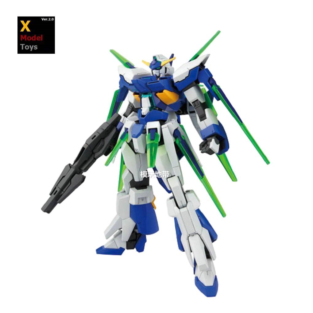 Bandai HG AGE Gundam AGE-FX : 526 Xmodeltoys