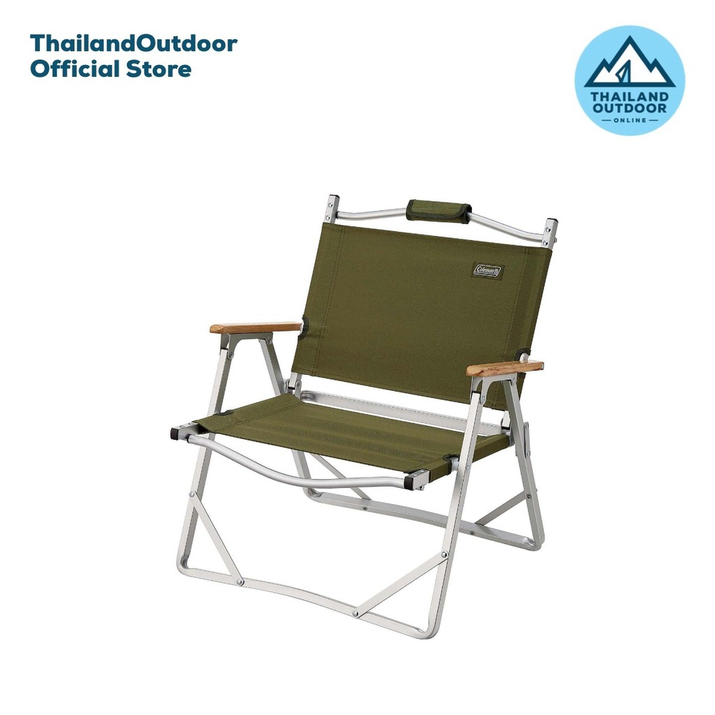 Coleman เก้าอี้พับ รุ่น COMPACT FOLDING CHAIR