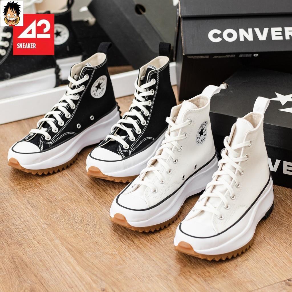 Converse Run Star Hike รองเท้าผ้าใบแฟชั่น