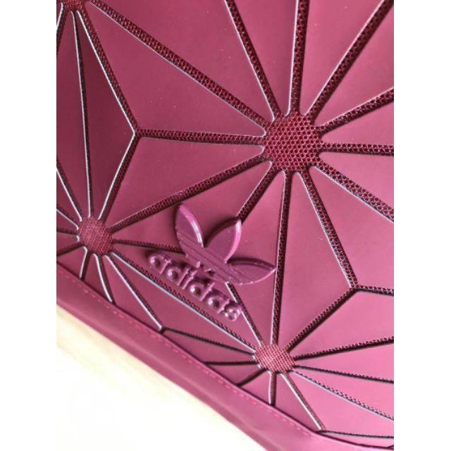✆✣ↂ[ถูกที่สุด แท้] กระเป๋าเป้กีฬา Adidas 3D Roll Top Backpack ดีไซน์สุดฮิต สไตล์ ISSEY MIYAKE yhjy