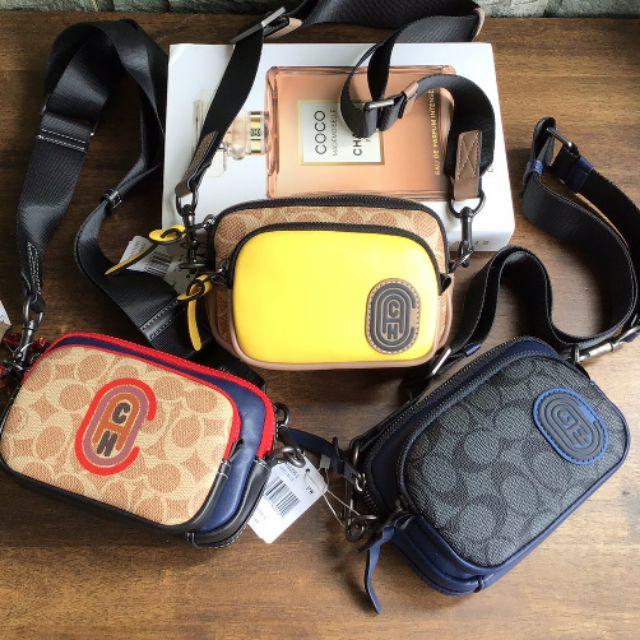 มาใหม่ 🌺 กระเป๋าสะพายข้าง Coach Mini Crossbody Bag