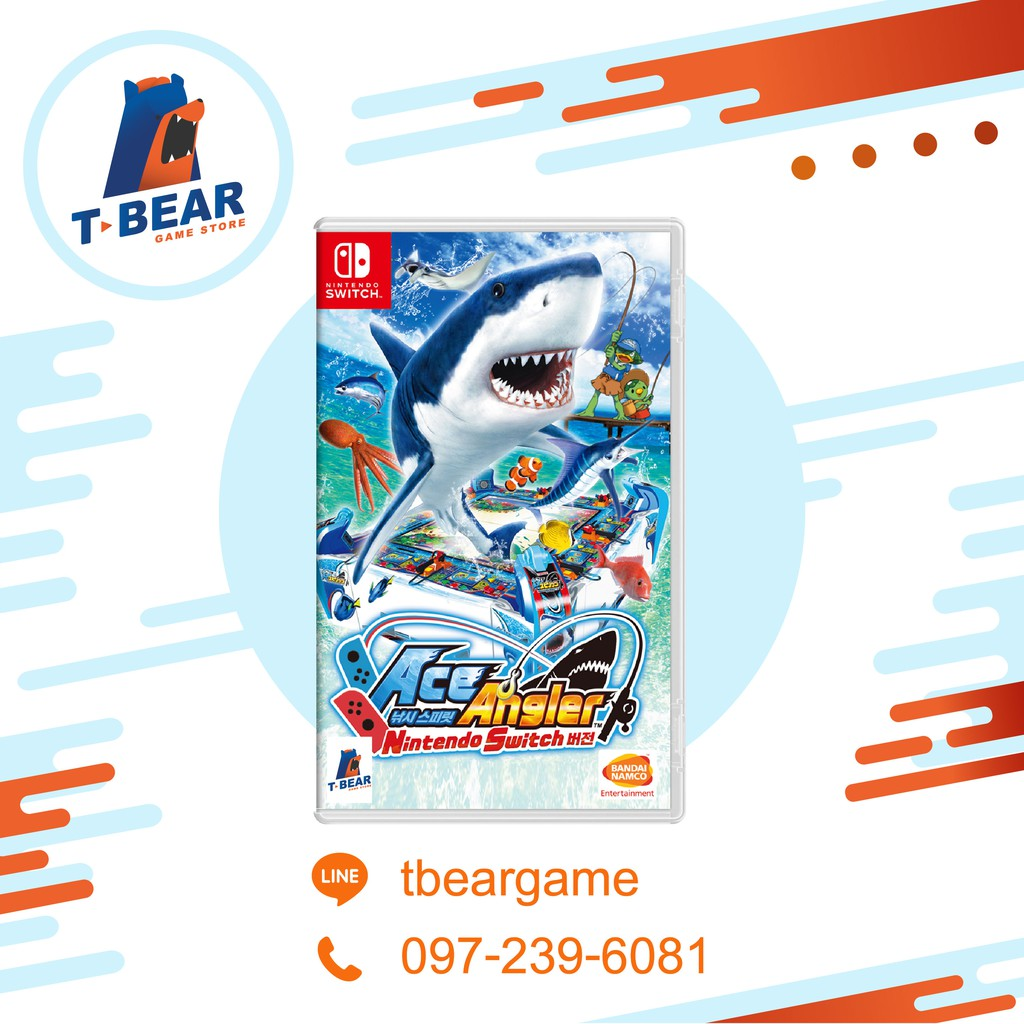 Nintendo Switch(NSW) : Ace Angler