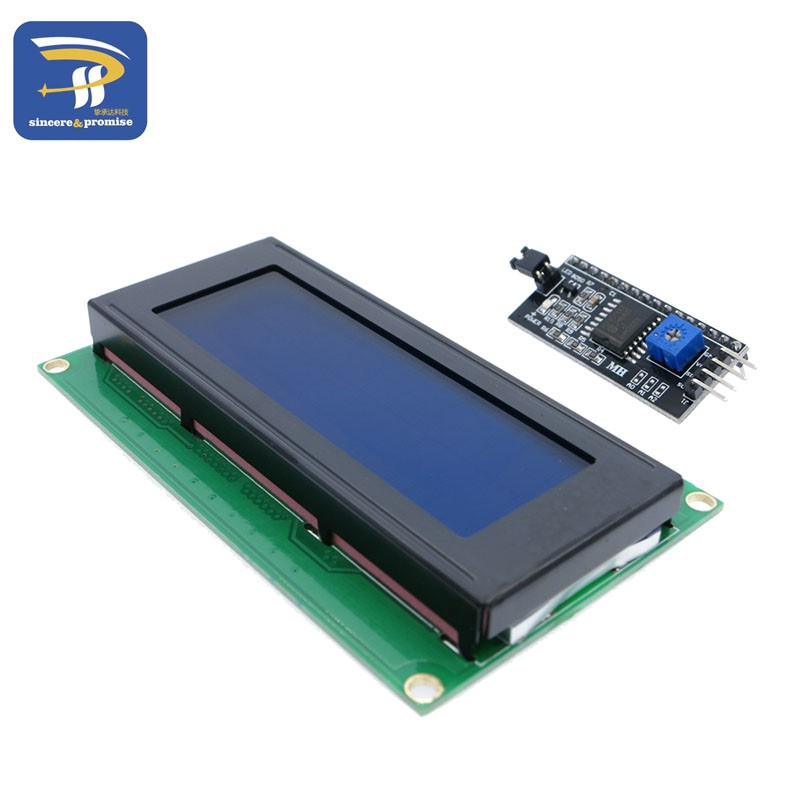 IIC//I2C Adapter Parallel 16X2 LCD 1602A Display 5V LCD1602 Module Board