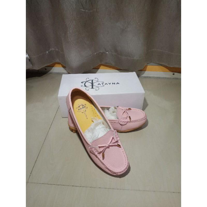 รองเท้าคัทชูผู้หญิงสีชมพู ATAYNA ไซต์ 40