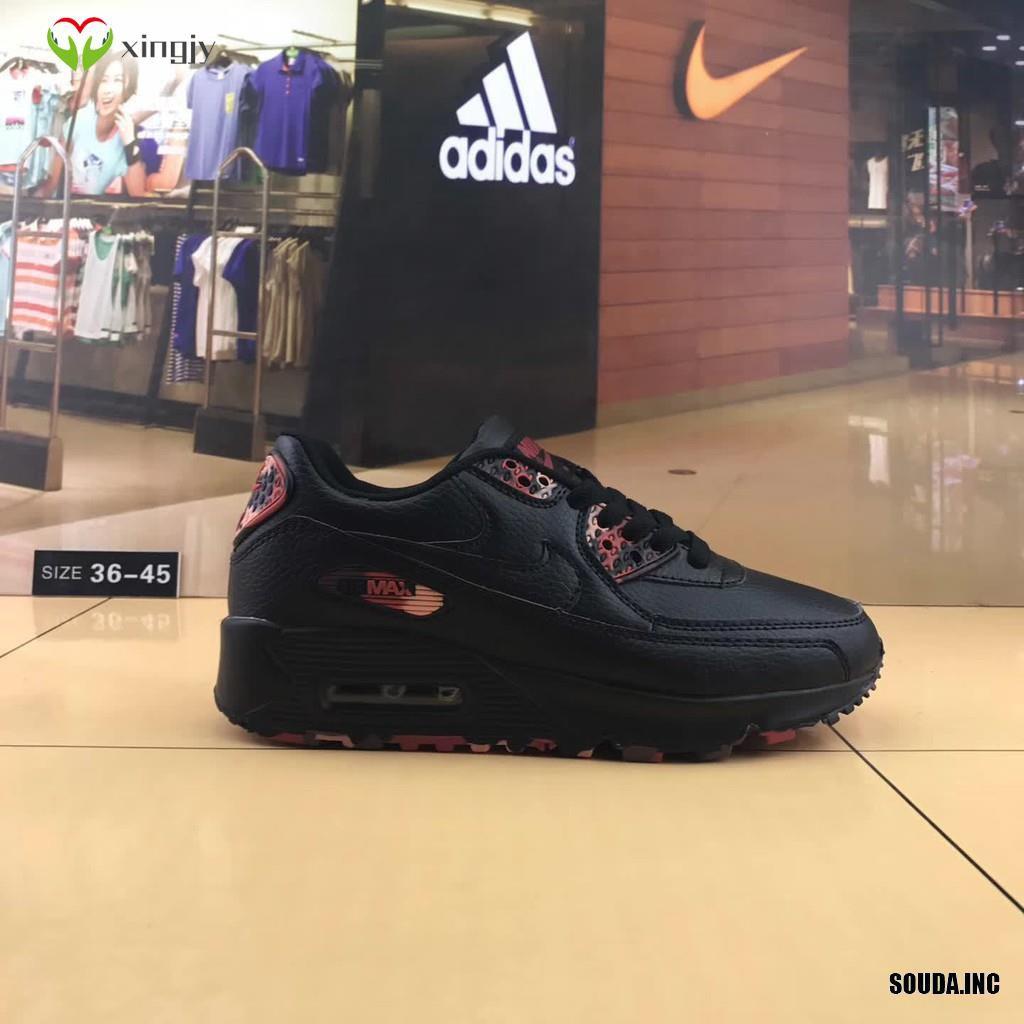 Nike air max 90 air cushion รองเท้าวิ่งลำลอง