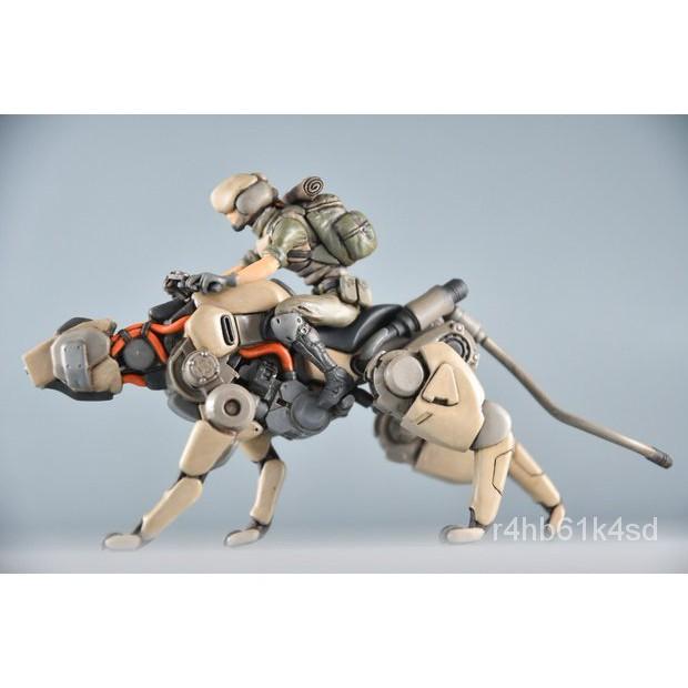 Resin Figure Kit Ma.K KVAR GK Unainted Garage Kit Figure#¥%¥# BSwq