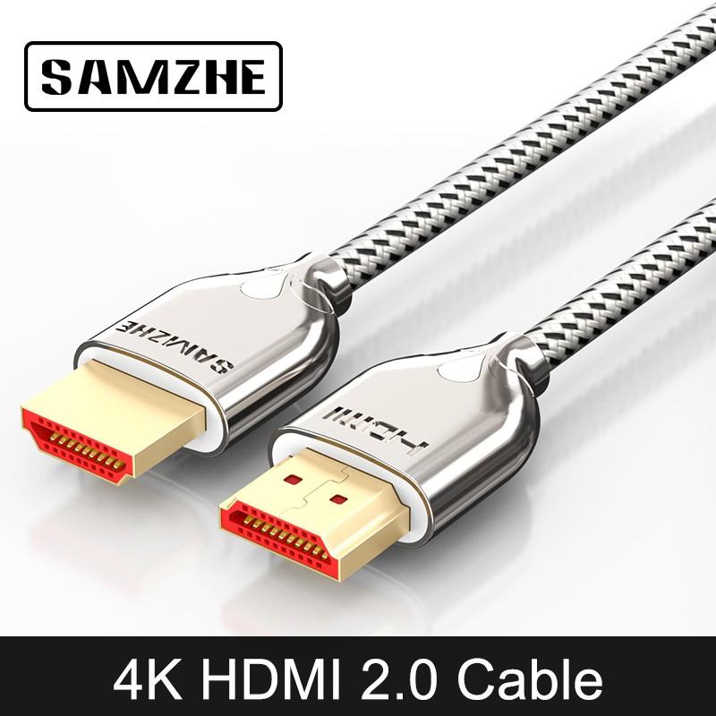 Universal HDMI Kabel 4K 2160P 1080P 3D FULL HD TV für XBox PS4 Beamer