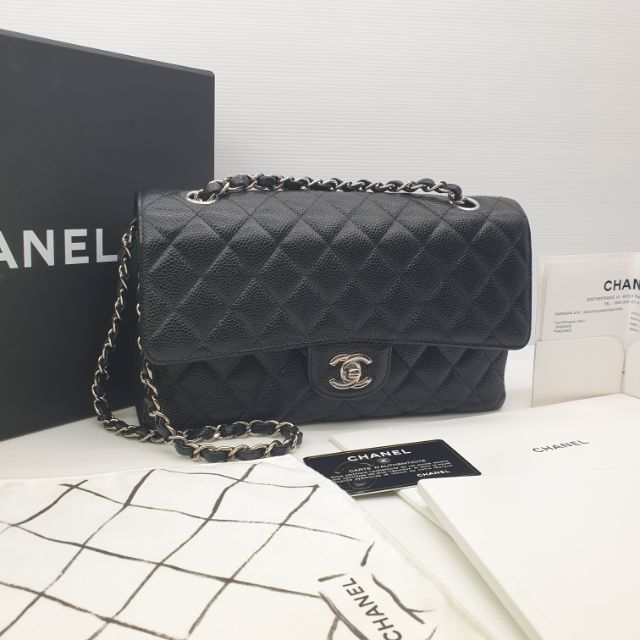 "Chanel.10"" holo23 like new shw"