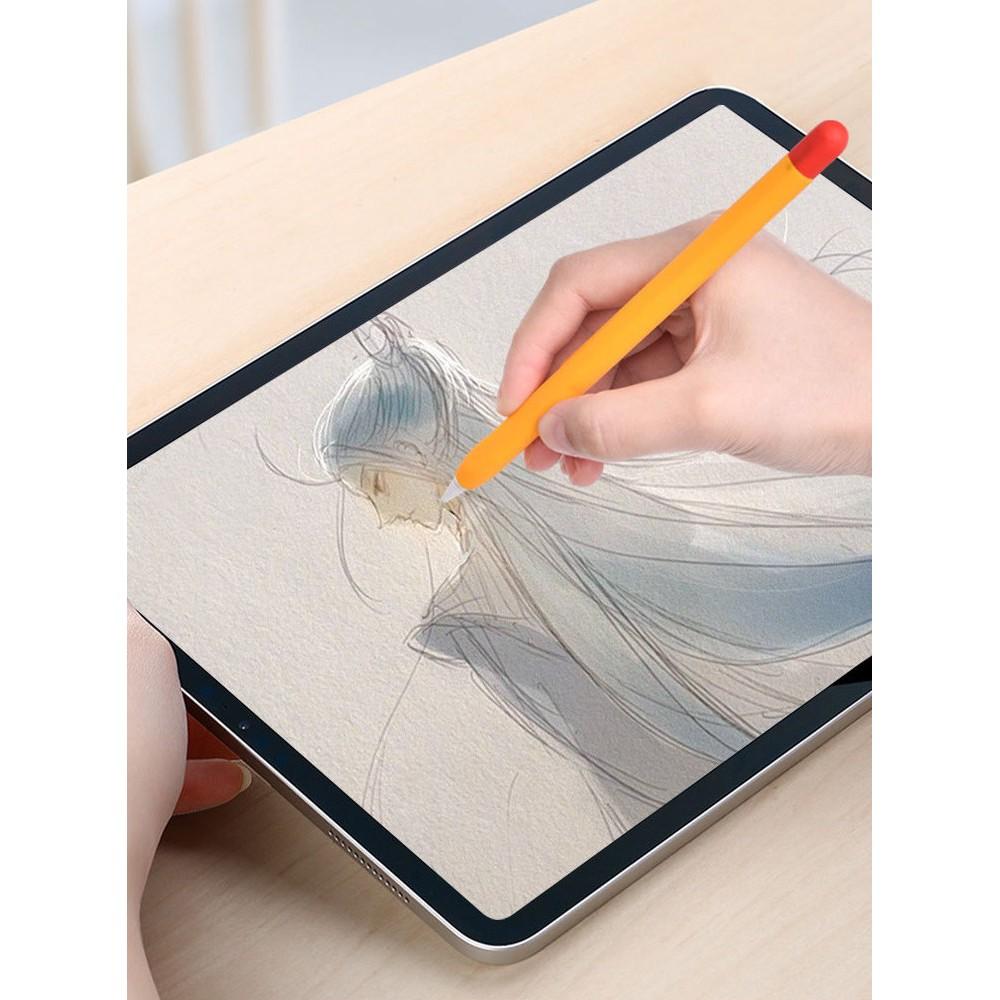 พร้อมส่งปลอก Apple Pencil 1/2 Case เคส ปากกา ซิลิโคน ปลอกปากกาซิลิโคน เคสปากกา Apple Pencil silicone sleeve เคสซิลิโคน 2