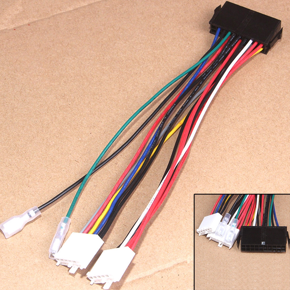 Electrical Wiring X Y Z 20p Atx To 2 Port 6pin At Psu Converter Power Cable For Computer 286 386 486