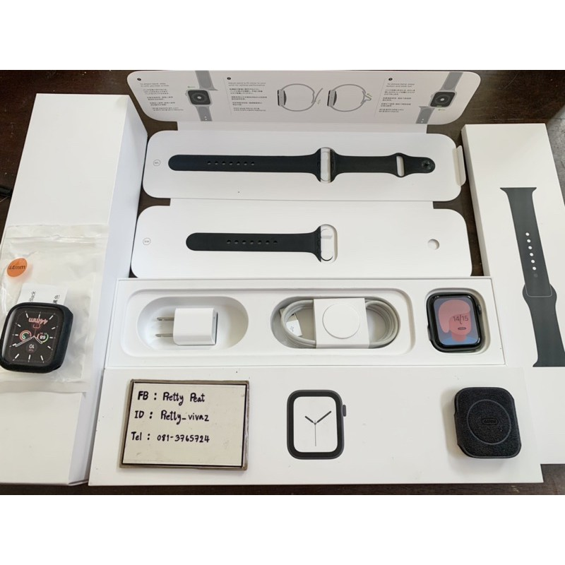 Apple Watch Series 4 GPS 44 mm.