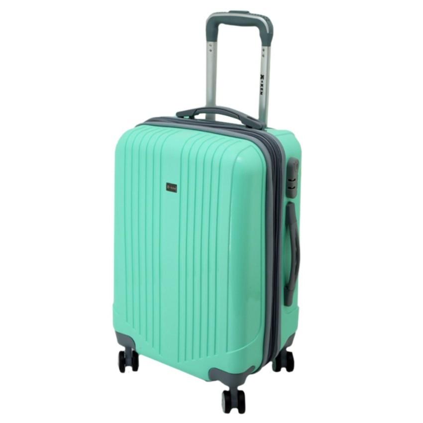 Augusto กระเป๋าเดินทางแบบแข็งกันน้ำกันกระแทก ขนาด24นิ้ว