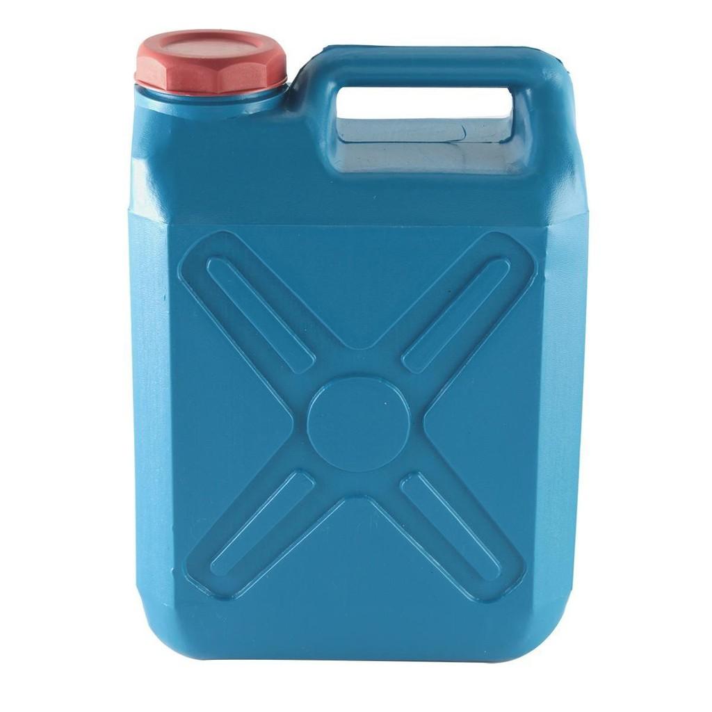 ถังน้ำ ความจุ 10 ลิตร ถังสีฟ้า ถังใส่น้ำ แกลลอนใส่น้ำ แกลลอนน้ำสีฟ้า แกลลอนฟ้า ถังพลาสติก ถังฟ้า ถังใส่สารเคมี ถังใส่ยาฆ