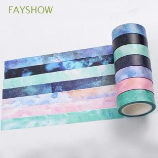 Review Student stationery sticker tape sticker DIY decoration