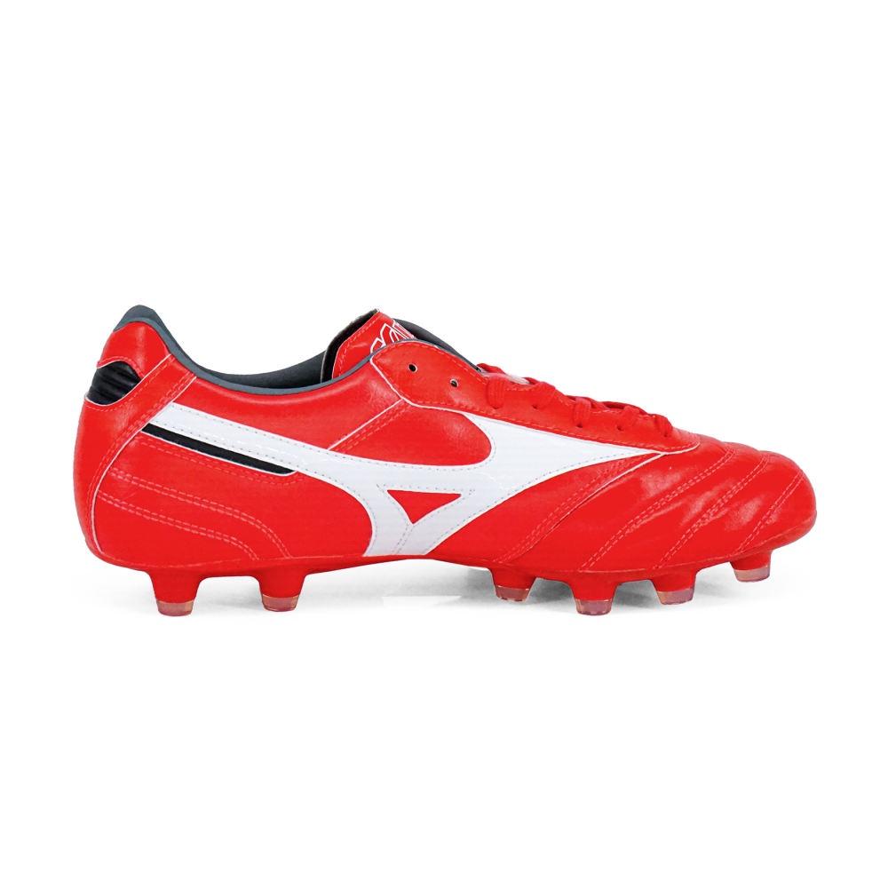 การส่งเสริมโปรโมชั่นรองเท้าฟุตบอลของแท้ Mizuno รุ่น MORELIA II PRO