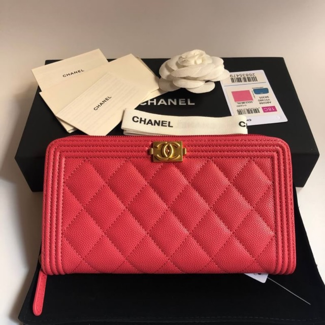📌📌Chanel wallet zippy ✅