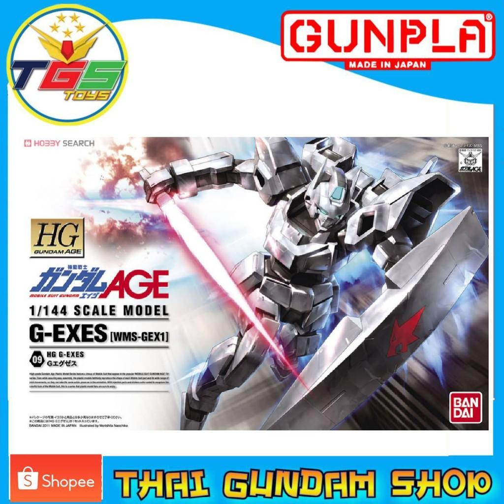 ⭐TGS⭐HG G-Exes (AGE) (Gundam Model Kits)