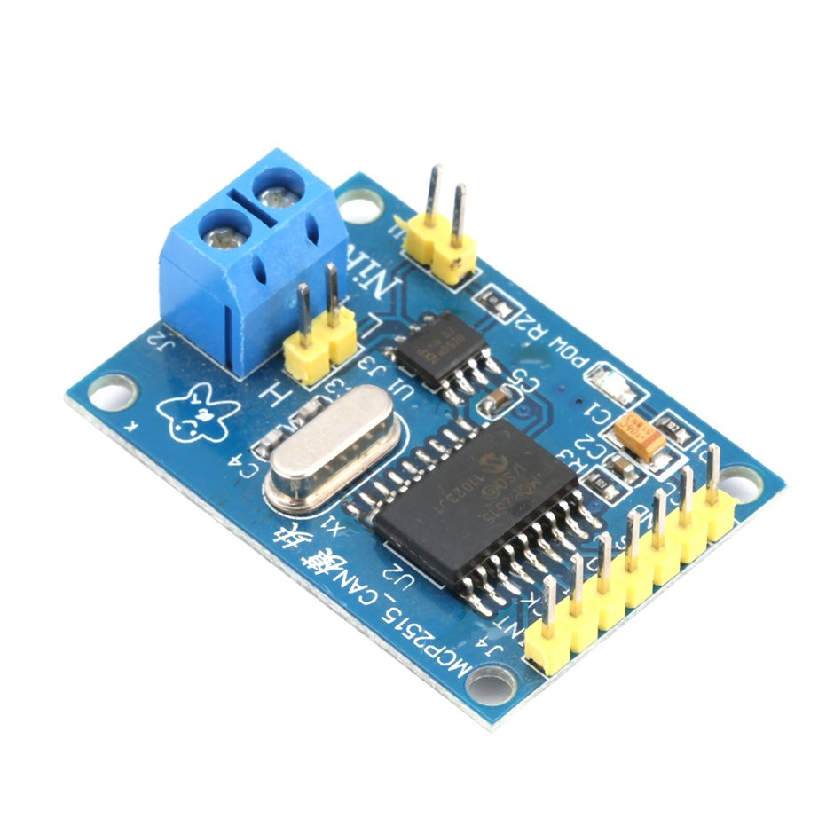DC 5V MCP2515 CAN V2 0B Bus Module TJA1050 Receiver SPI (L49) For