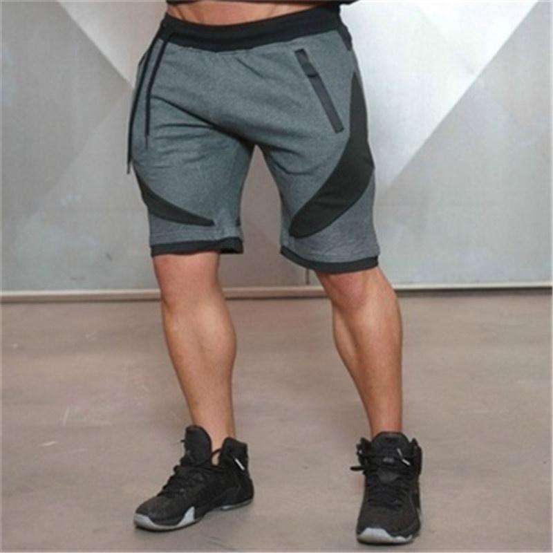 กางเกงขาสั้นเอวยางยืดใส่ออกกำลังกายสำหรับผู้ชาย กางเกง jogger กางเกง big กางเกง kappa กางเกง warrix กางเกง camo