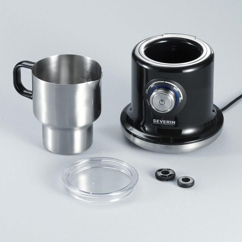 เครื่องทำนมไฟฟ้าในครัวเรือนอัตโนมัติเครื่องทำนมร้อนและเย็นกวนนมเครื่องทำกาแฟเชิงพาณิชย์