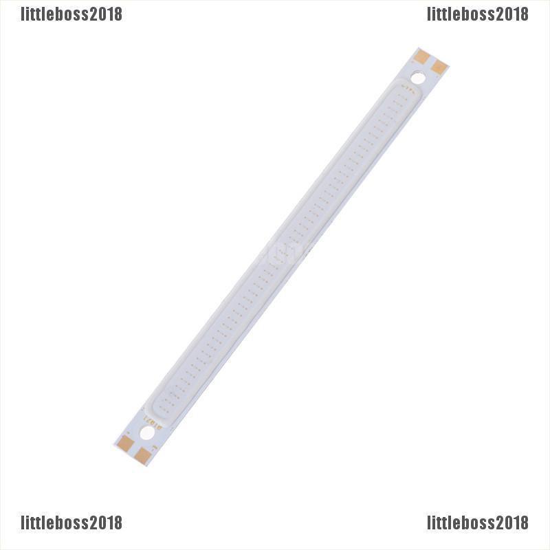 [ Lib ] 120 x 10 มม. 12v 10 W LED แผงไฟ LED 4 สี [ OL ]