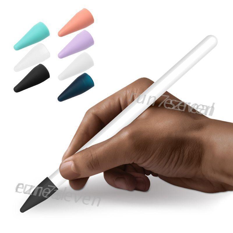 ปลอกซิลิโคนสวมปากกาสําหรับ Apple Pencil 2nd Generation Computer Gadgets