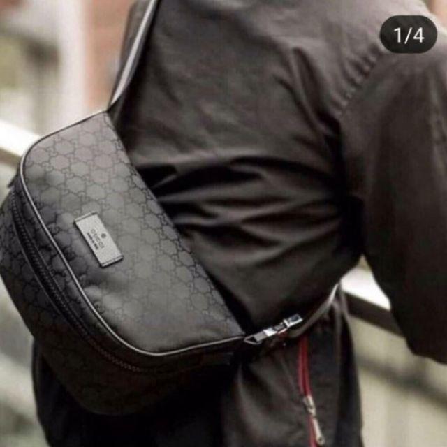 New gucci belt bag แท้ 💯 ใหม่ พร้อมส่งค่ะ