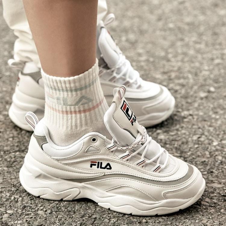 รองเท้าวิ่ง Fila Ray Thick-SOL