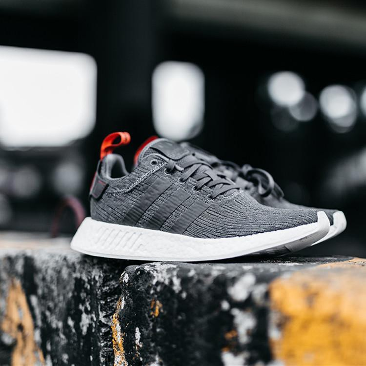 super popular 1a1d9 885db Find Price รองเท้า ADIDAS NMD R2 (BY3014) Color Grey Five ...