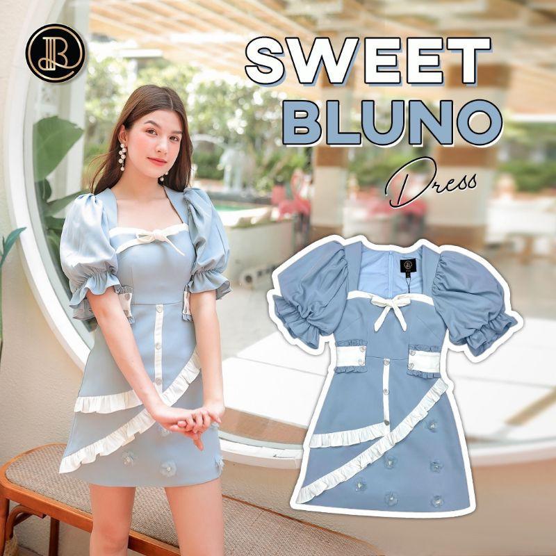 sweet bluno dress Blt