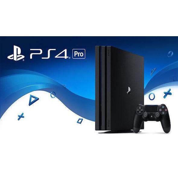 เครื่อง PS4 Pro แท้  มือสอง ศูนย์ไทย ความจุ 1Tb   ประกันร้าน 1 เดือน