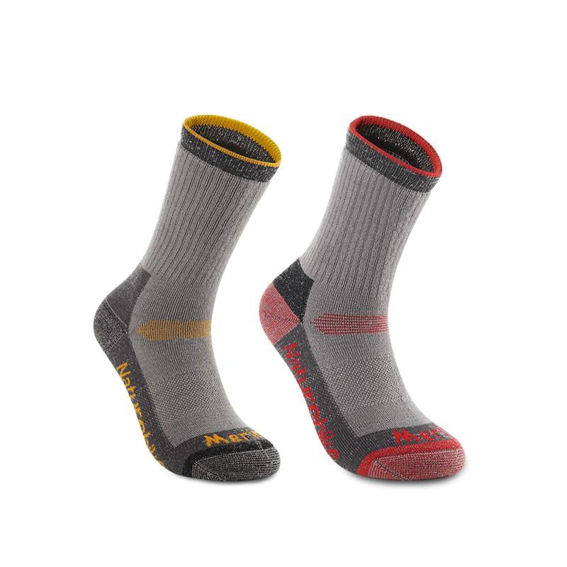 NatureHike Thailand_Shock-Absorbening Merino Wool Socks(ราคาต่อ 1 คู่)