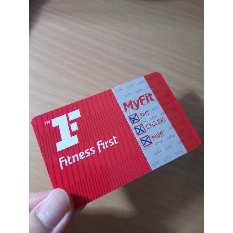 ขายโอนสิทธิ์ Fitness first เดือนล่ะ 990.- ‼(สาขา เซ็นทรัล  ฯ หาดใหญ่)