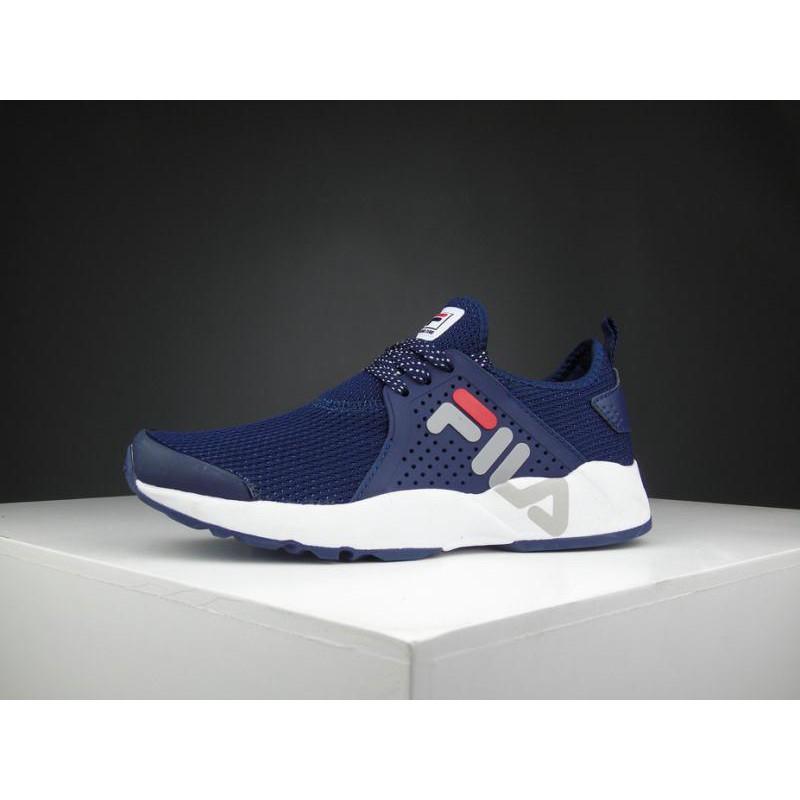 รองเท้า FILA FHT RJ-MIND BENDER รองเท้าผ้าใบสำหรับผู้ชาย แท้ รองเท้ากีฬา รองเท้าวิ่ง รองเท้าลำลองแฟชั่น