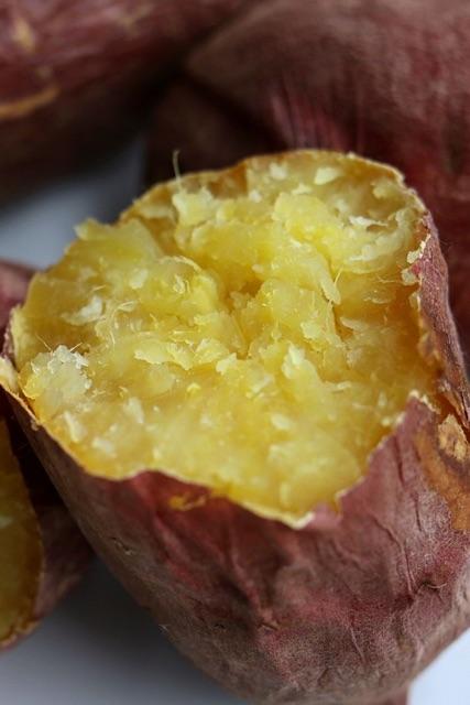 ‼️ลดทั้งร้าน‼️มันหวานญี่ปุ่นแท้ ตรา sweet potato เนื้อเหลือง หอมหวาน อร่อย 1 กก.สินค้าเคลมได้