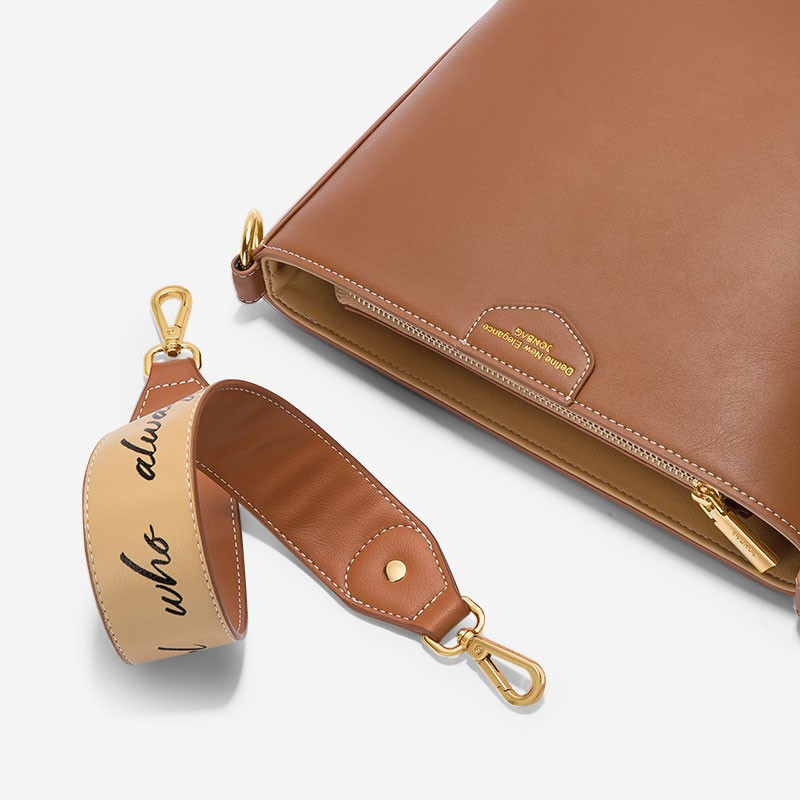 🔥🔥🔥Jane Baige กระเป๋าใบเล็กในช่วงฤดูหนาวปี 2020 ใหม่กระเป๋าถือสำหรับเดินทางในบรรยากาศอินเทรนด์ความจุขนาดใหญ่กระเป๋าส