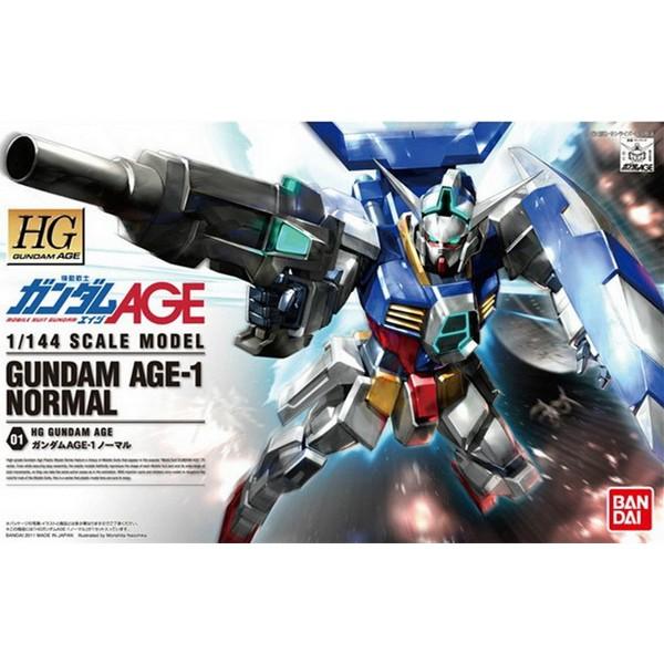 สติ๊กเกอร์อุปกรณ์เสริม Bandai Hg Age01 Age - 1 Gundam Normal
