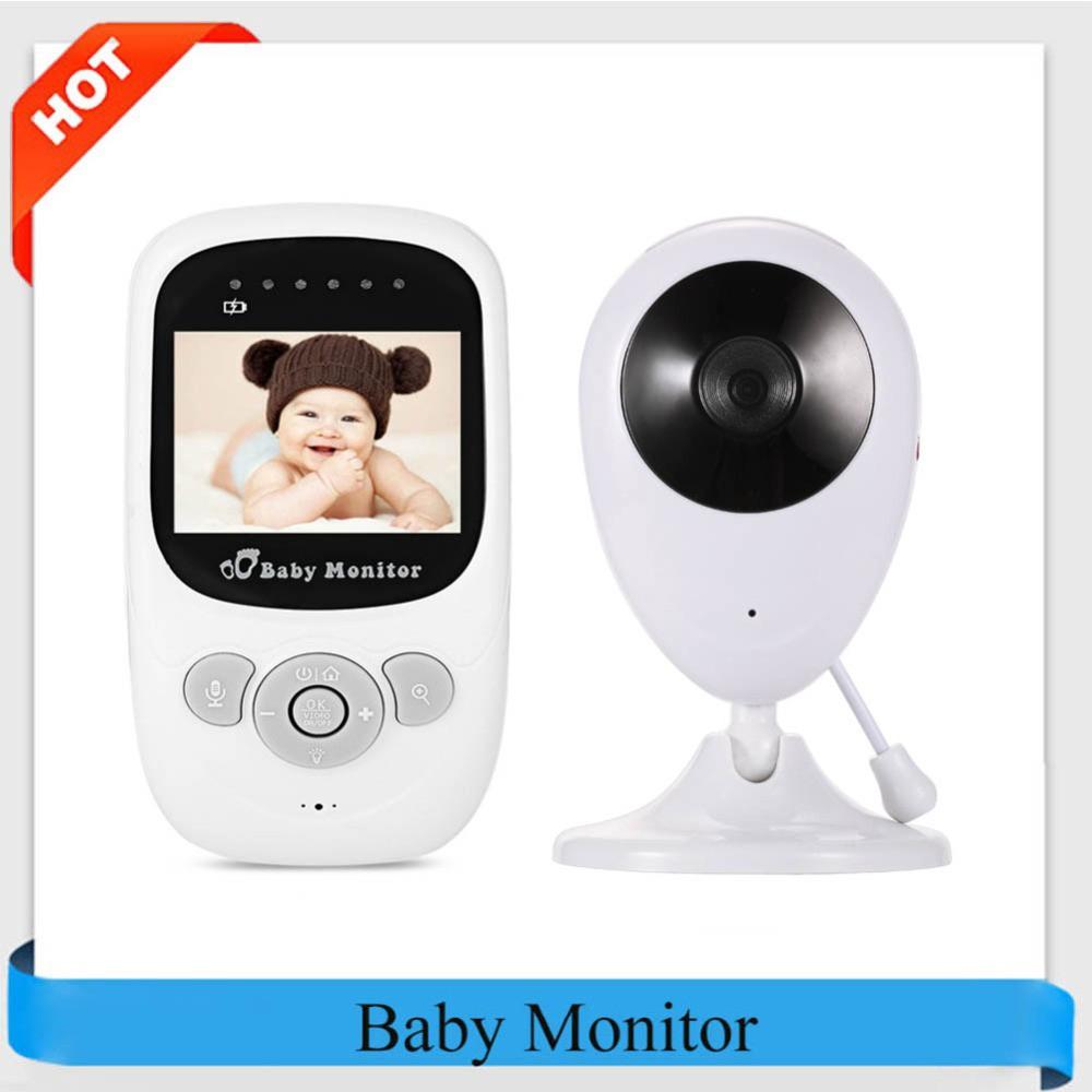 กล้องมอนิเตอร์สำหรับเด็ก 2.4 นิ้ว