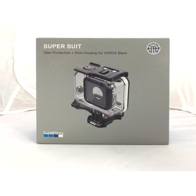 Super Suit GOPRO Housing สำหรับ GoPro Hero Black 5, 6, 7 (ของแท้) (มือสอง ไม่เคยลงน้ำ)