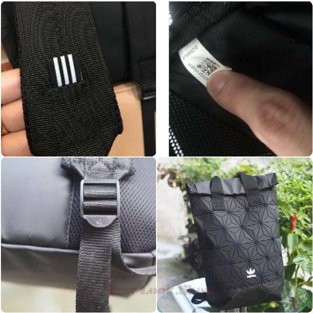 แบต iphone6s [ถูกที่สุด แท้💯] กระเป๋าเป้กีฬา Adidas 3D Roll Top Backpack ดีไซน์สุดฮิต สไตล์ ISSEY MIYAKE