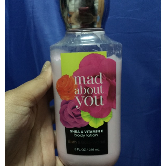Bath&body work mad about you