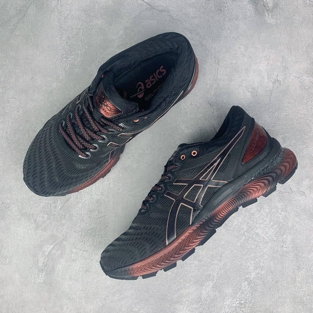 ASICS ASICS 2020GEL-NIMBUS 22 รองเท้าวิ่งกระแทก
